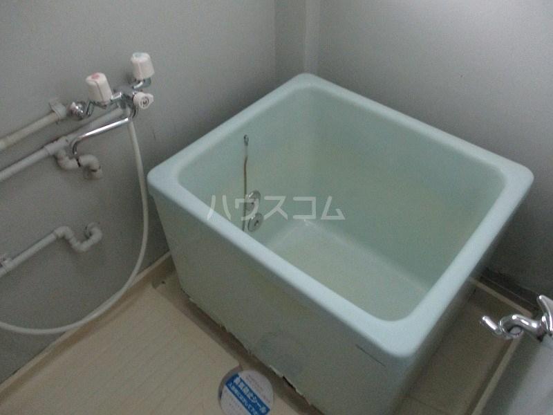 サンテラス藤田 202号室の風呂
