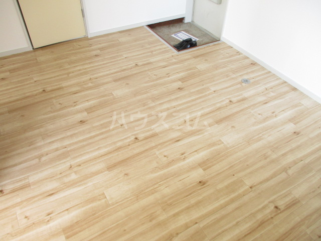 コーポプチ 201号室のベッドルーム