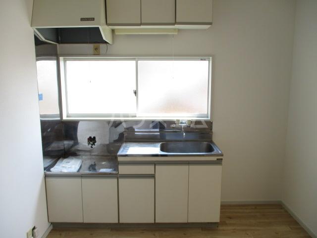 コーポプチ 201号室のキッチン