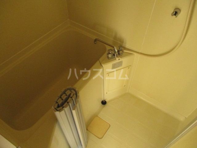 コーポプチ 201号室の風呂