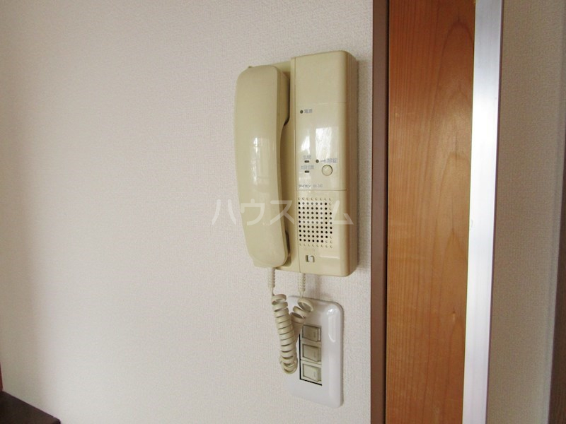 アルコ11 302号室のセキュリティ