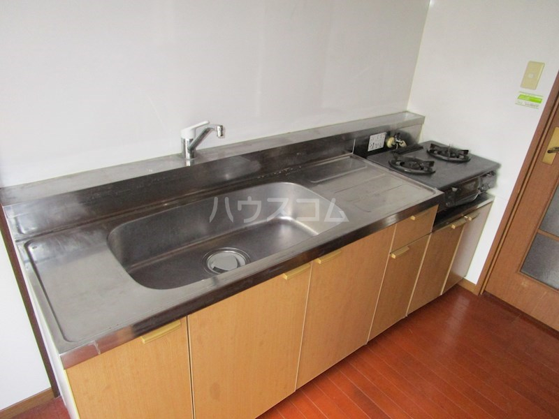 アルコ11 302号室のキッチン