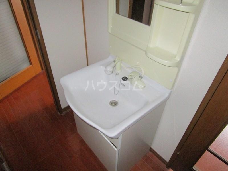 アルコ11 302号室の洗面所