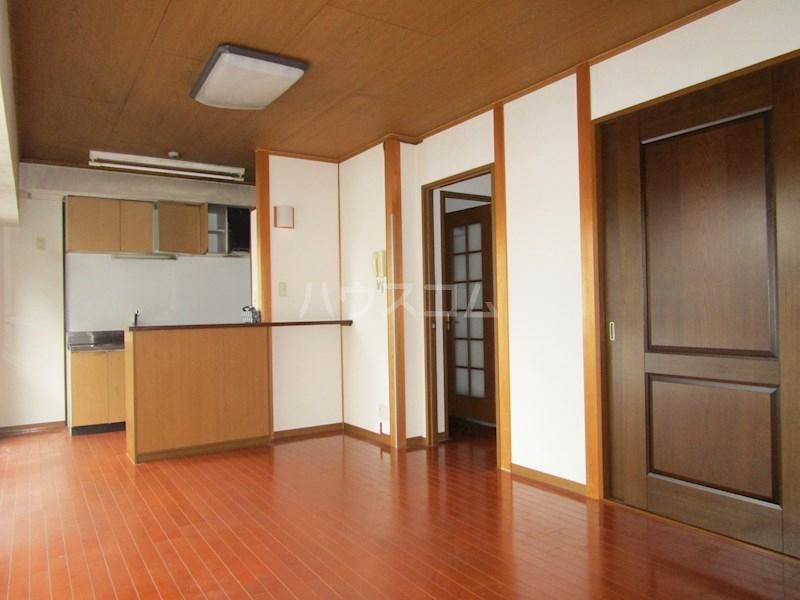 アルコ11 302号室の居室