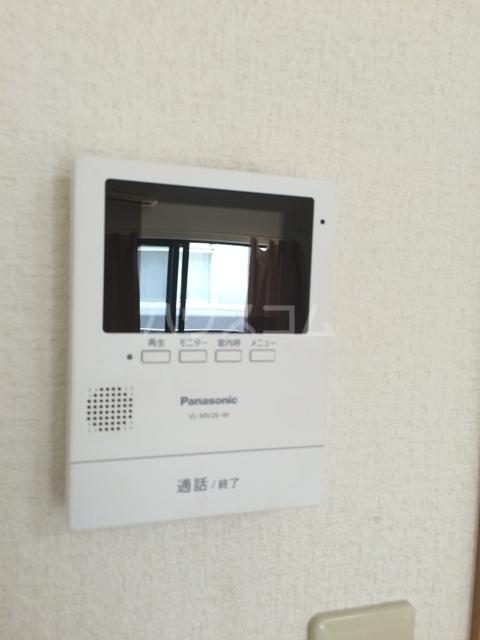 ウエスト井深 301号室のセキュリティ