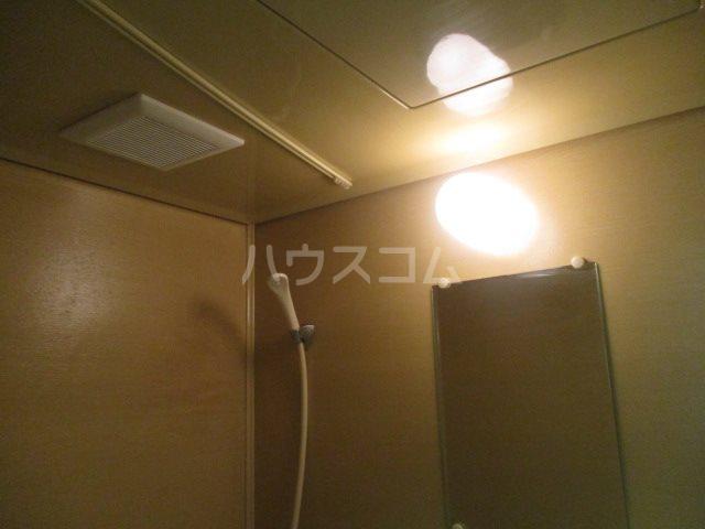 サンバードⅠ 202号室の洗面所