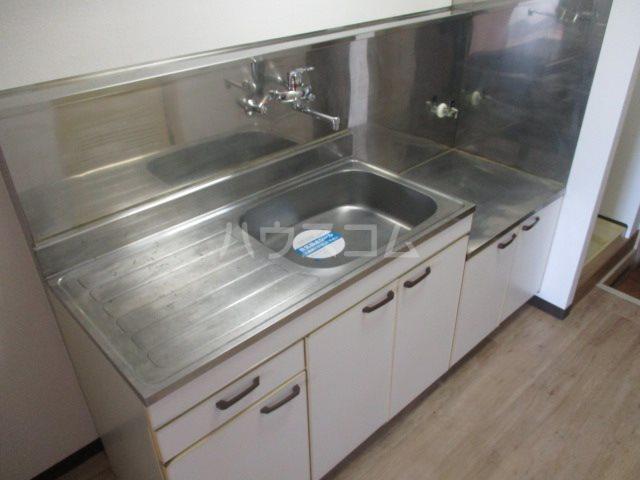サンバードⅠ 202号室のキッチン