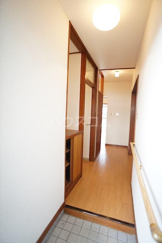 ビレッタ蜆塚S 1-3号室の玄関