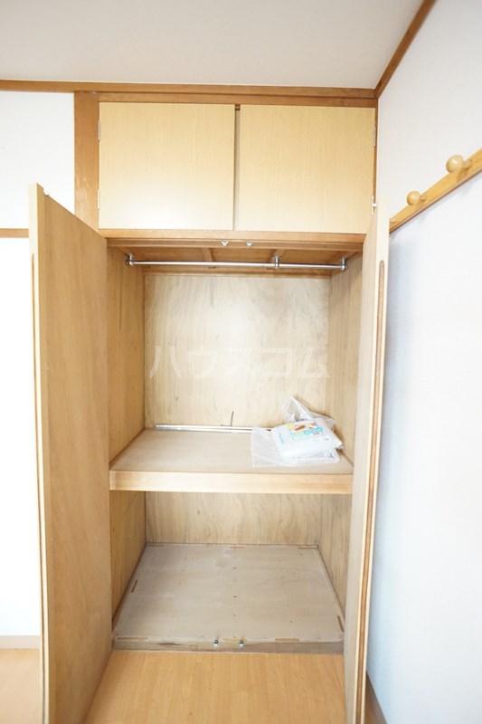 ビレッタ蜆塚S 1-3号室の収納
