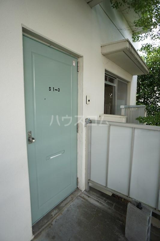 ビレッタ蜆塚S 1-3号室のエントランス