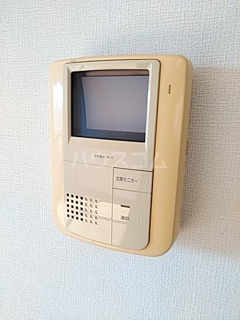 ボヌール上西Ⅱ 303号室のセキュリティ