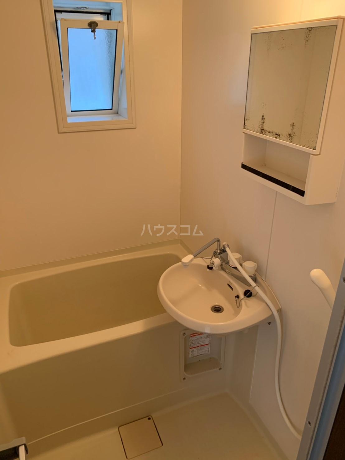 アビタシオンひろさわ 101号室の風呂
