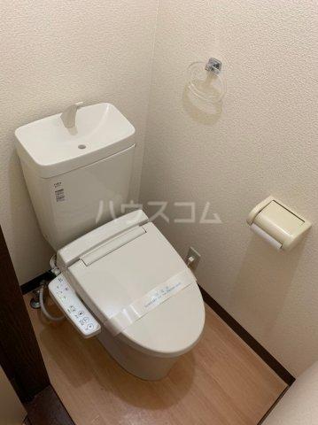 アビタシオンひろさわ 101号室の洗面所
