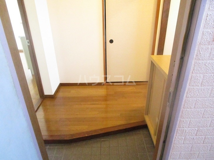 ウィンディホクエンⅠ 310号室の玄関