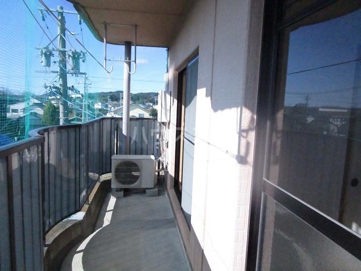 ウィンディホクエンⅠ 310号室のバルコニー