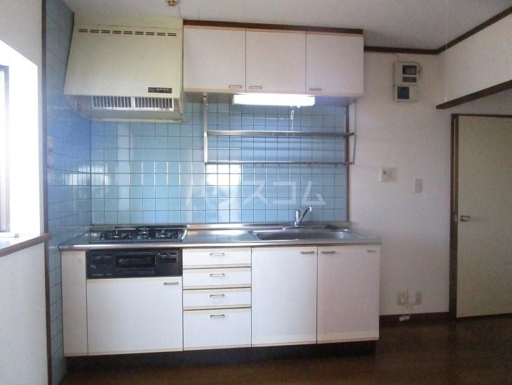 ウィンディホクエンⅠ 310号室のキッチン