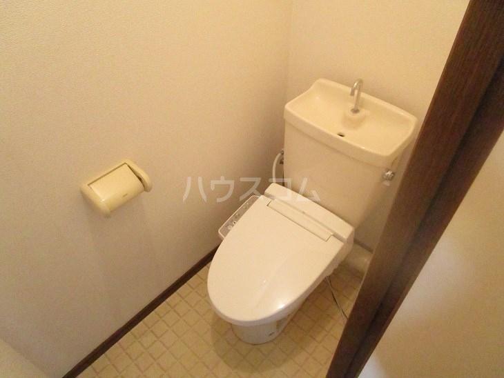 ウィンディホクエンⅠ 310号室のトイレ
