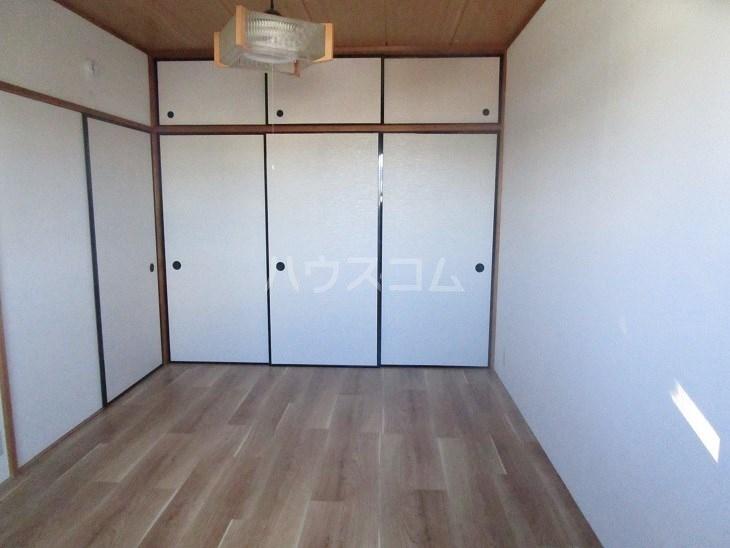 ウィンディホクエンⅠ 310号室のベッドルーム