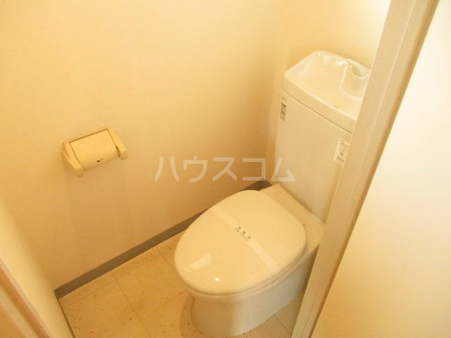 アサヒハイム 301号室のトイレ