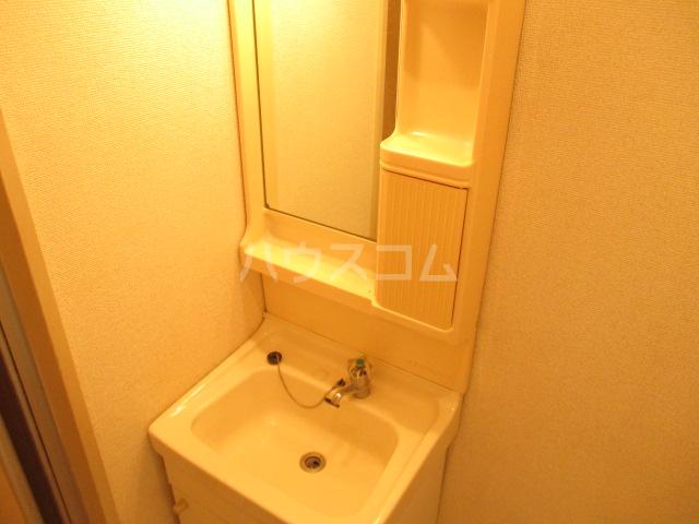 アサヒハイム 301号室の洗面所