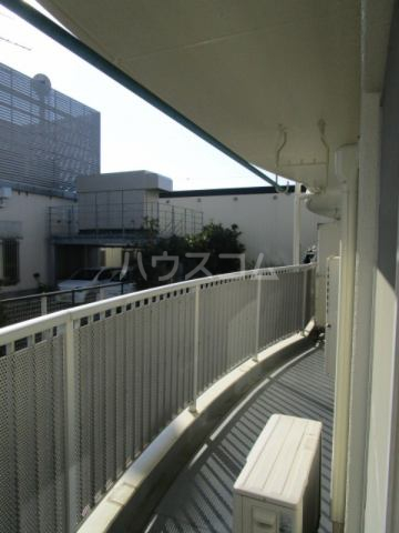 堀越マンション 108号室のバルコニー