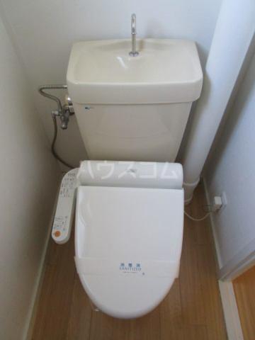 堀越マンション 108号室のトイレ