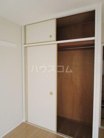 堀越マンション 108号室の収納