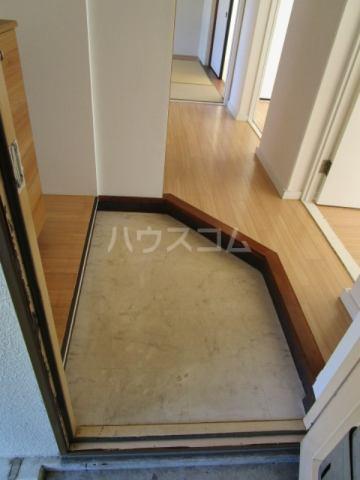 堀越マンション 108号室の玄関