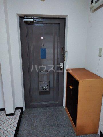 ジュネスコート Ⅱ 205号室の玄関