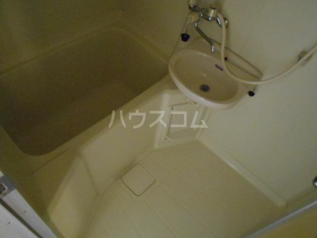 道場北マンション 201号室の風呂