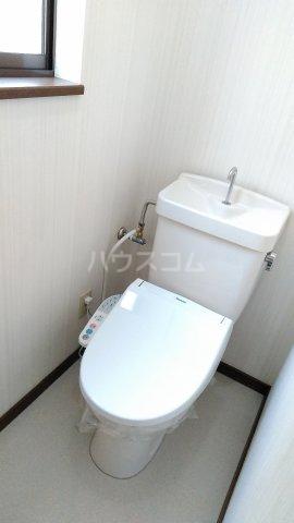 テラスハウス高山Dのトイレ