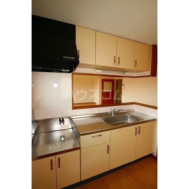 平和ハイツB 405号室のキッチン