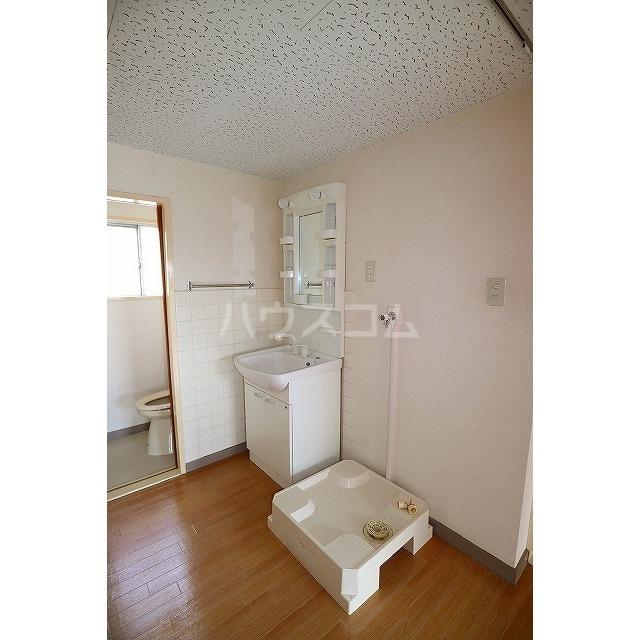 平和ハイツB 405号室の風呂