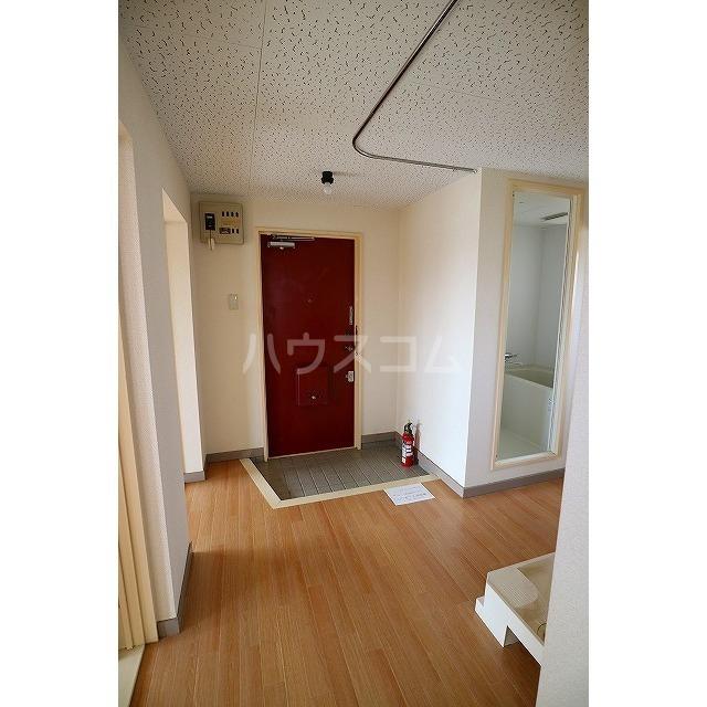 平和ハイツB 405号室のトイレ