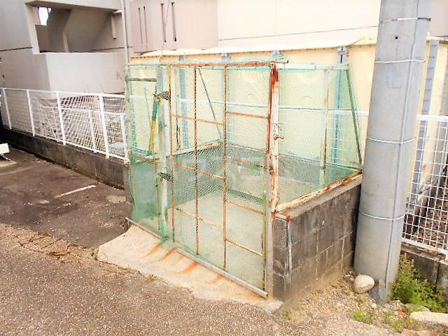 コーポラピット 102号室の風呂
