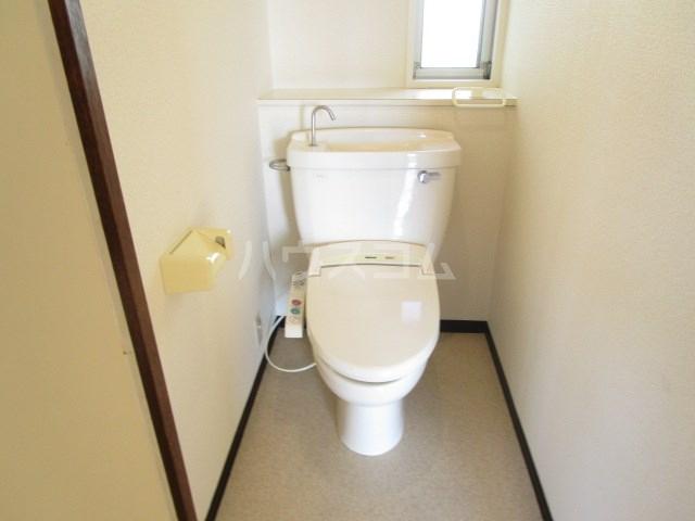 佐鳴湖パークタウン10号棟 501号室のトイレ