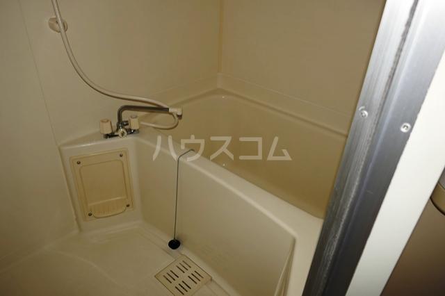 フローラ立野 201号室の風呂