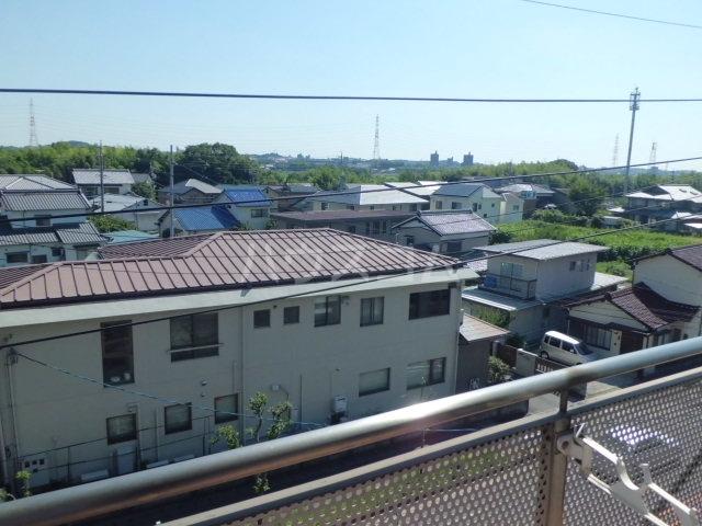ベレーザ香久山 401号室の景色