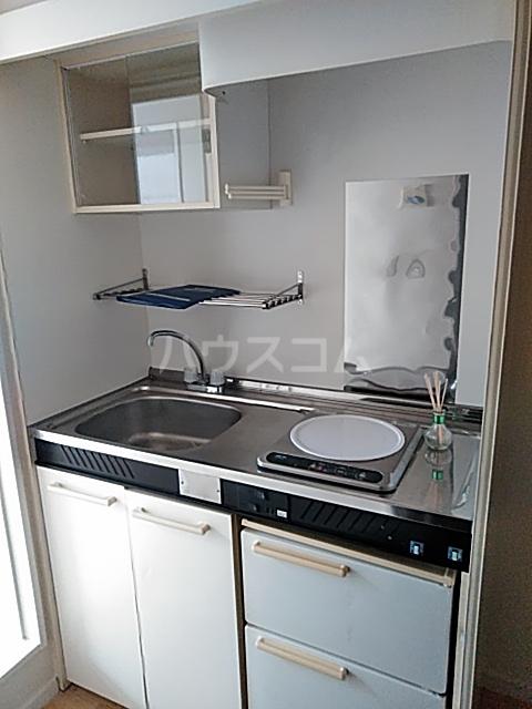 すばる城北 113号室のキッチン