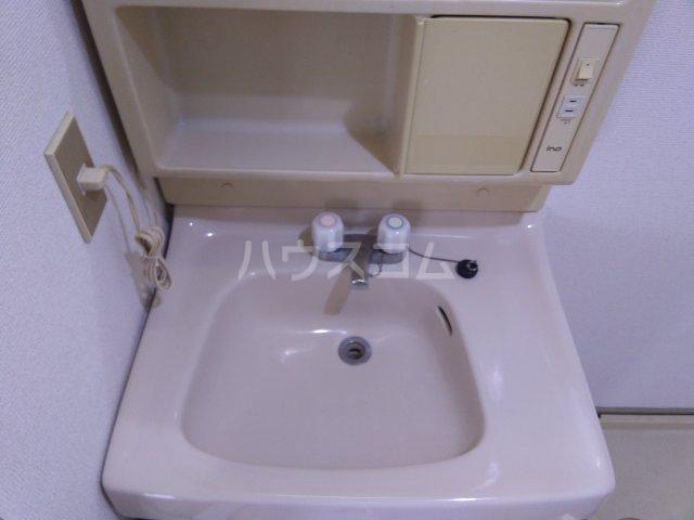 野並第一ビル 403号室の洗面所