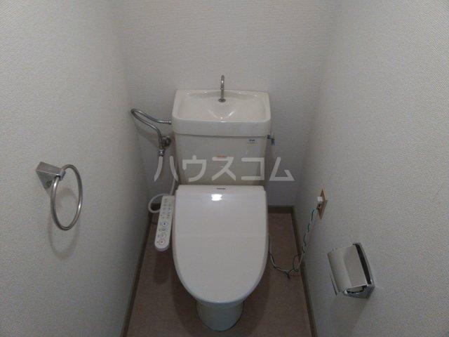 野並第一ビル 403号室のトイレ