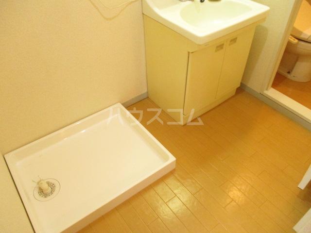 サンヴィラージュA・B A203号室の風呂