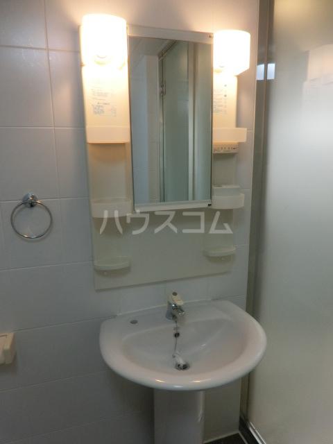 オスマンサスフラグランス 402号室の洗面所