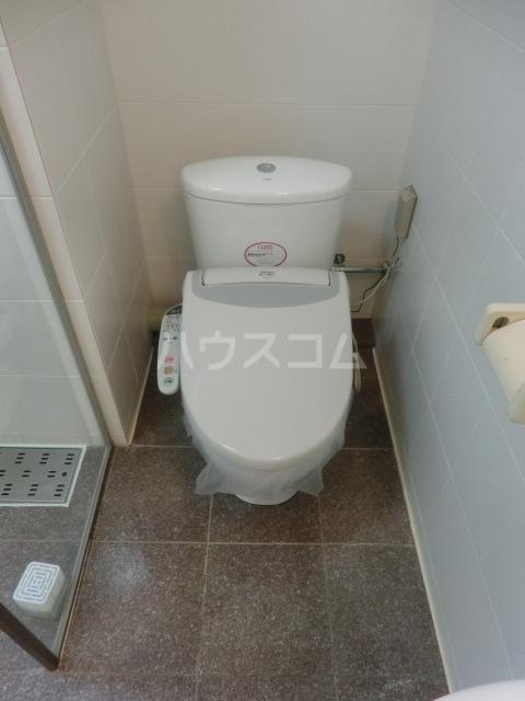 オスマンサスフラグランス 402号室のトイレ