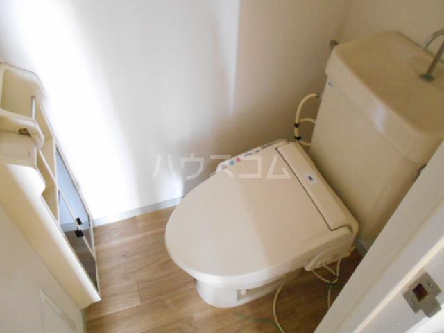 メゾンクレール 四番館 202号室のトイレ