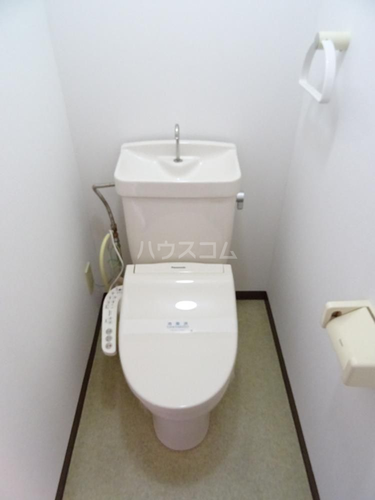 ラフォーレ東 402号室のトイレ
