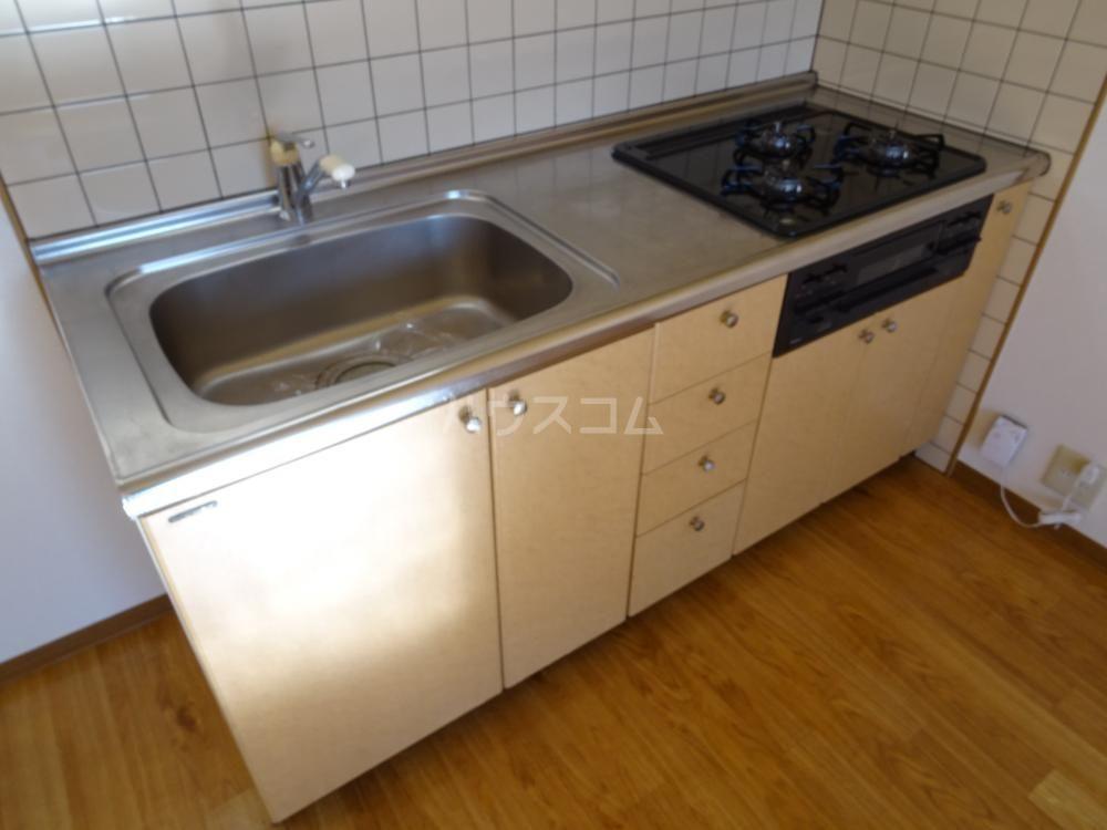 エスペランサAOI 406号室のキッチン