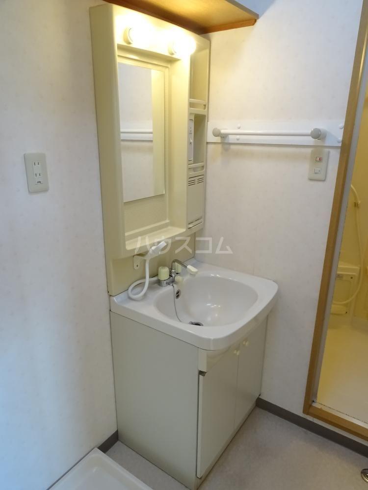 エスペランサAOI 406号室の洗面所