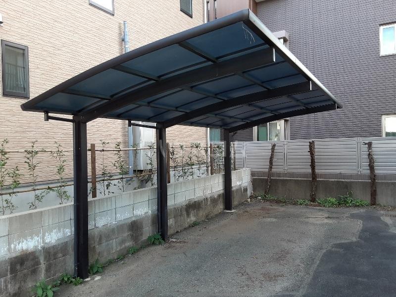 さなるvilla 102号室の駐車場