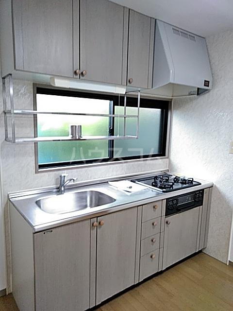シュクレ住吉 101号室のキッチン